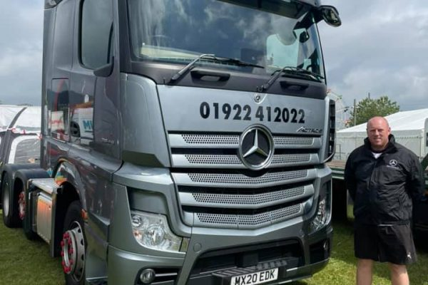 Transcentral attend Truckfest West Midlands 1